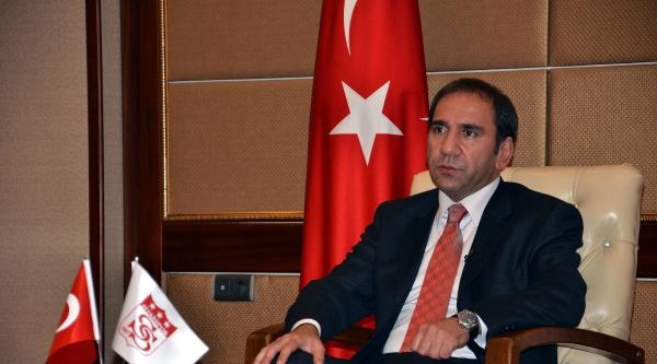 Sivasspor Başkanı Otyakmaz'dan Hacıosmanoğlu'na Tepkisinin Detaylarını Anlattı