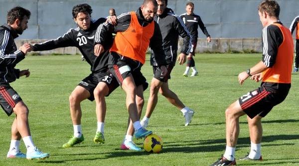 Sivasspor Beşiktaş Maçi Hazirliklarina Başladi