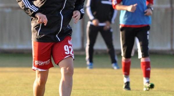 Sivasspor Galatasaray Maçi Hazirliklarini Sürdürdü