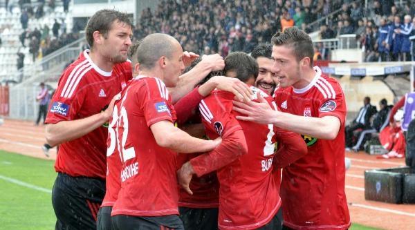 Sivasspor-gaziantepspor: 3-2
