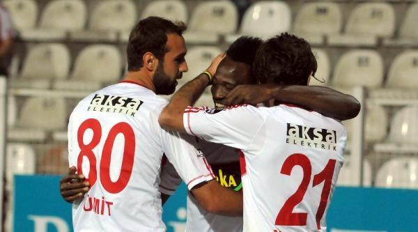 Sivasspor-gaziantepspor Fotoğraflar (2)