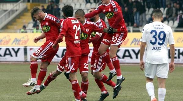 Sivasspor - Kardemir Karabükspor Fotoğraflari