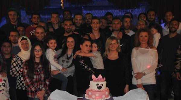 Sivasspor Kayra'nın Doğum Günü Partisinde