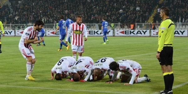 Sivasspor - Kayseri Erciyesspor  Fotoğraflari
