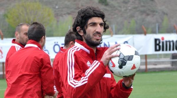 Sivasspor Kondisyon Çalişti