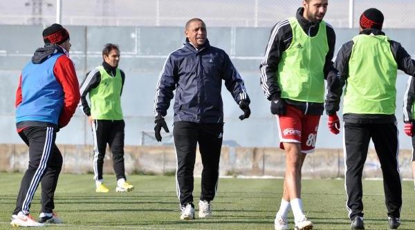 Sivasspor Kupaya Odaklandi