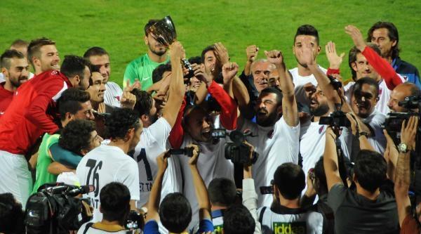 Sivasspor- Mersin İdmanyurdu: 2-3 (cumhuriyet Kupası)