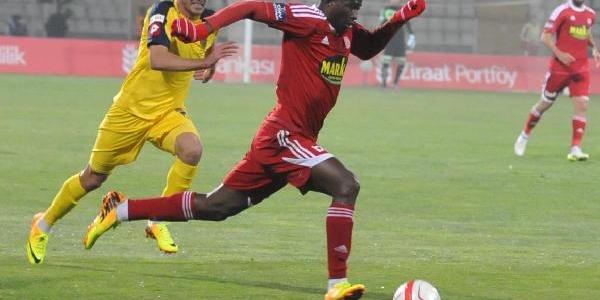 Sivasspor - Mke Ankaragücü: 3-1 (Türkiye Kupasi)
