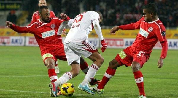 Sivasspor - Mp Antalyaspor Ek Fotoğraflari