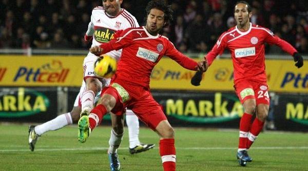 Sivasspor - Mp Antalyaspor Fotoğraflari
