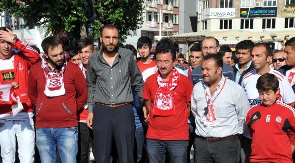 Sivasspor Taraftarından Uefa'ya Tepki