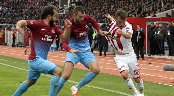 Sivasspor-trabzonspor Ek Fotoğraflar