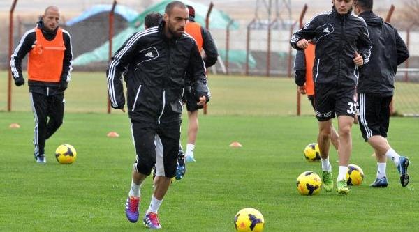 Sivasspor'da Eksikler 5'e Çikti