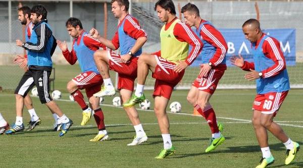 Sivasspor'da Galatasaray Alarmi