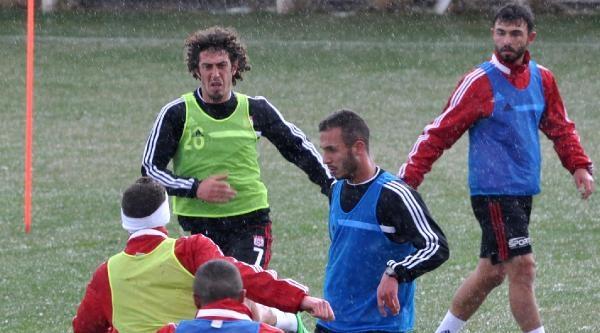 Sivasspor'da Hedef 3 Puan