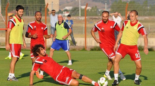 Sivasspor'da İlk Hedef Avrupa