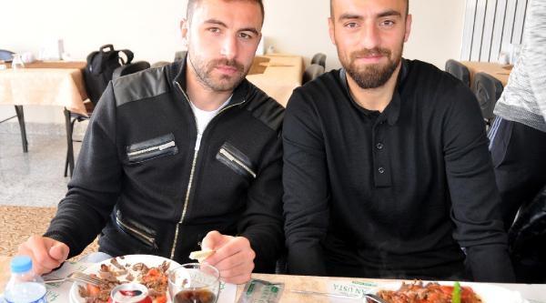 Sivasspor'da Moral Yemeği
