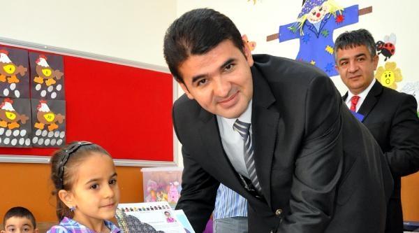 Sivas'ta 125 Bin Öğrenci Karne Heyecanı Yaşadı