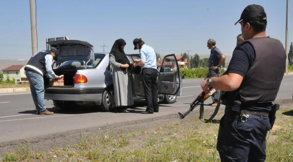 Sivas'ta '2 Temmuz' Tedbirleri