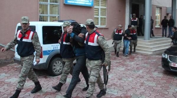 Sivas'ta 3 Uyuşturucu Taciri Tutuklandi