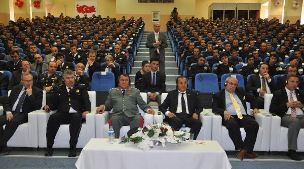 Sivas'ta Afgan Polis Adaylarının 4'üncü Dönem Eğitimi Başladı