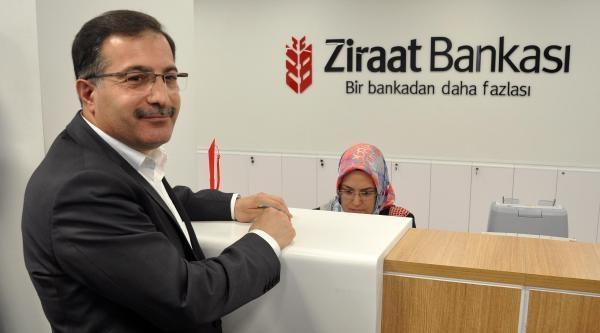 Sivas'ta Ak Parti'lilerden Erdoğan'ın Hesabına Bağış