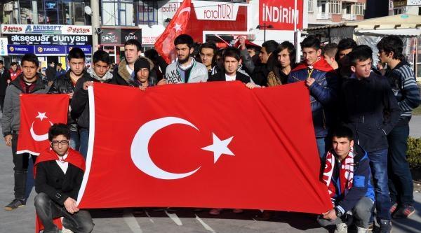 Sivas'ta 'berkin Elvan' Eylemlerine Tepki