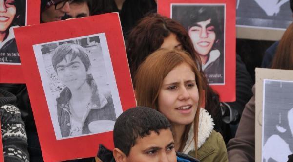 Sivas'ta Berkin Elvan Protestosu