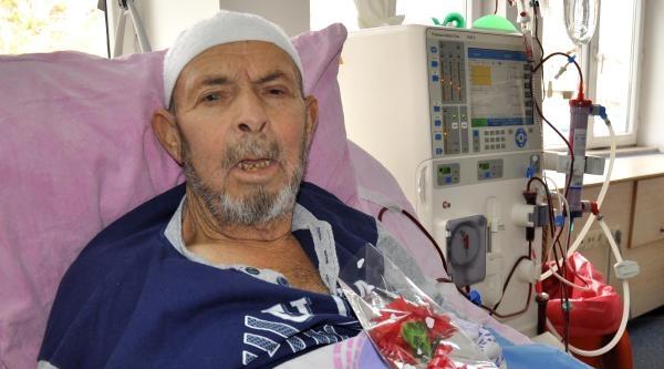Sivas'ta Böbrek Hastaları Unutulmadı
