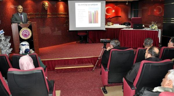 Sivas'ta Esnafa Hijyen Eğitimi