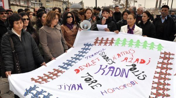 Sivas'ta Kadınlar Günü Etkinlikleri