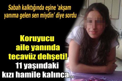 Sivas'ta koruyucu aile skandalı