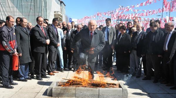 Sivas'ta Nevruz Kutlamaları Renkli Geçti