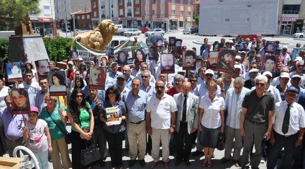 Sivas'ta Ölenler Eskişehir'de Anıldı