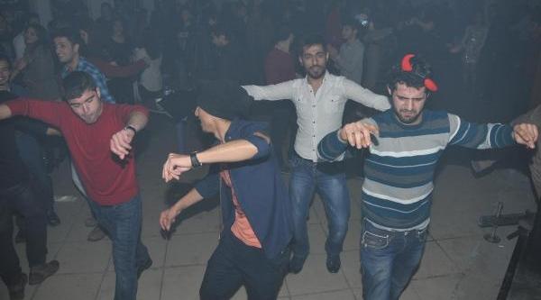 Sivas'ta Yeni Yil Kutlamalari
