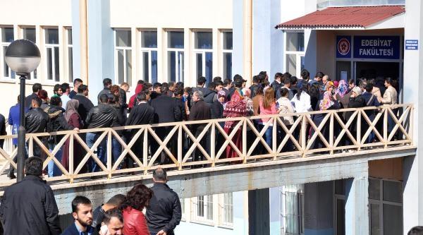 Sivas'ta Ygs Heyecanı