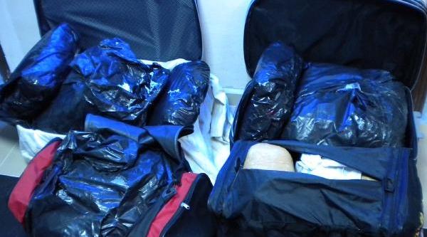 Siverek'Te 57 Kilo Esrara 2 Tutuklama