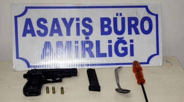 Siverek'te Hırsızlık Şüphelisi Gözaltına Alındı