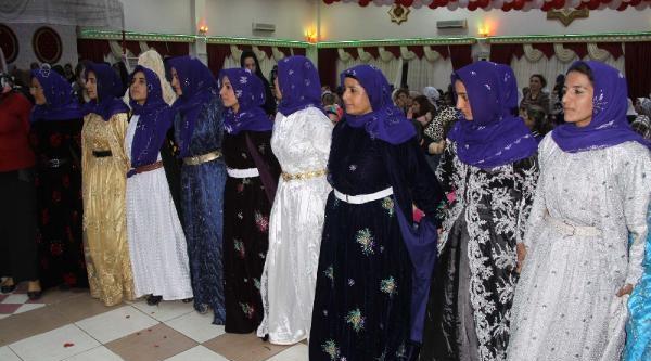 Siverek'te Kadınlara Özel Eğlence
