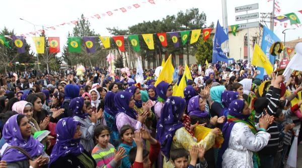 Siverek'te Kesk Üyelerinden 'kadınlar Günü' Etkinliği