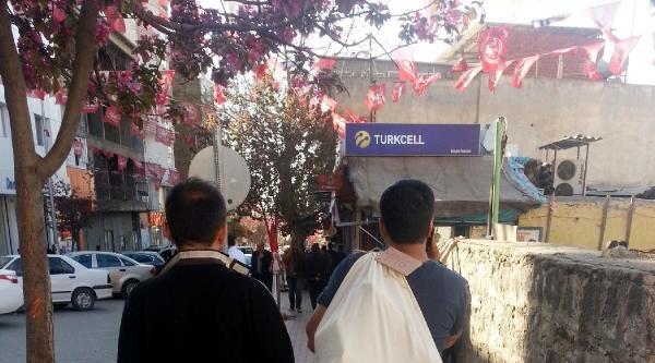 Siverek'te Seçim Torbaları Dağıtıldı