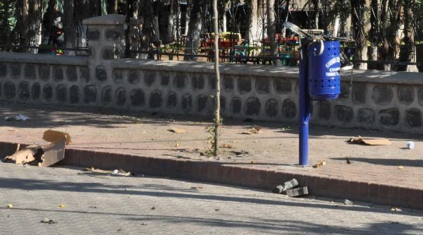 Siverek'te Şüpheli Paket Alarmı