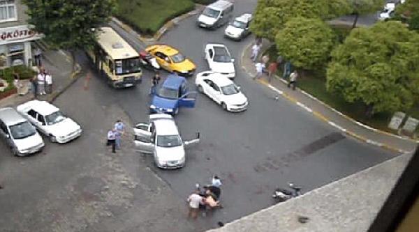 Sivil Polisin Yol Verme Tartışması Kanlı Bitti (1)