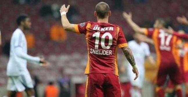 Sneijder, Galatasaray'dan Ayrılıyor mu?