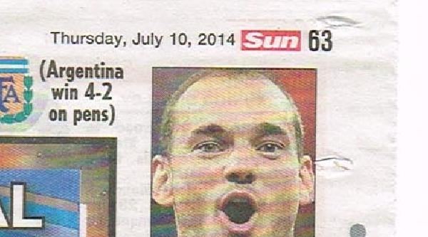 Sneijder Manchester United'a Mı Gidiyor