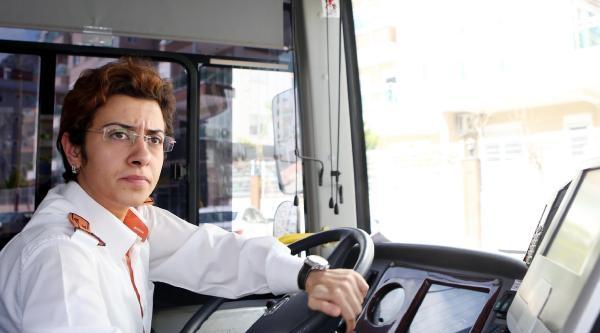 Şoför Duygu, Erkek Şoförler Yüzünden 5 Kilo Verdi