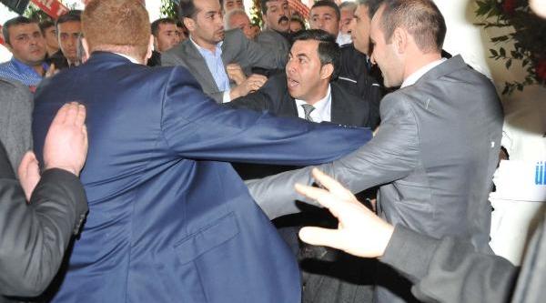 Şoförler Odasi Seçiminde Başkan Adayi Dövüldü
