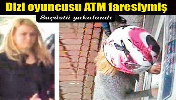 Şok! Dizi oyuncusu ATM faresiymiş!