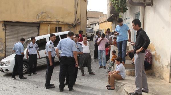 Sokakta Yürürken Tüfekle Vuruldu