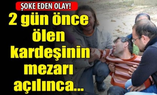 Şoke Eden Olay!